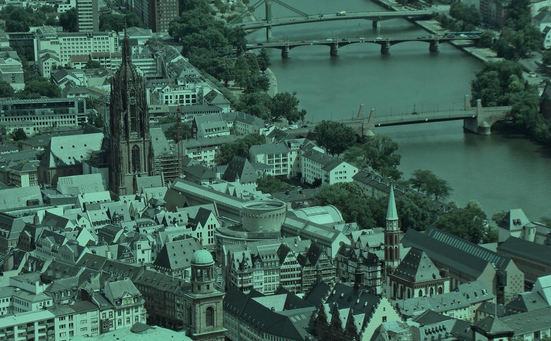 """El """"nou"""" barri antic de Frankfurt"""