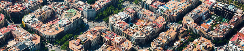 Barcelona vista desde dalt
