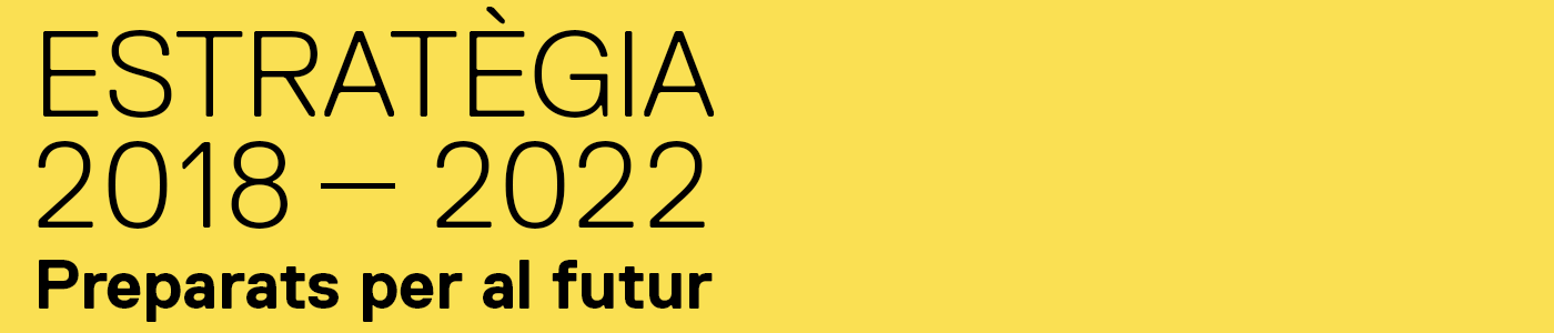 estratègia 2018-2022