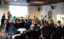 Cooperació per a la configuració del curs d'arquitectura social