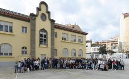 Arquitectour Lleida es consolida amb més de 200 participants en la cinquena edició, dedicada a la Rambla Ferran