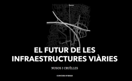 "Cartell concurs ""El futur de les infraestructures viàries"""