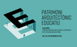 Patrimoni Arquitectònic educatiu.