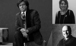 """Diàleg amb Carles Ferrater, Joan Maria Viader i Elsa Ibar. """"Construir a la mediterrània"""""""