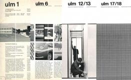 La Biblioteca del COAC col·labora amb una exposició sobre l'Escola d'Ulm