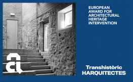 European award for architectural heritage inetrvention