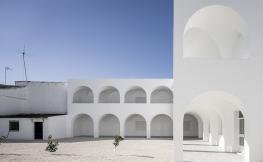 edifici blanc