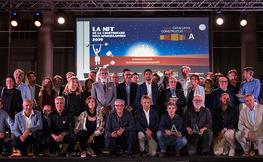 Arquitectes guardonats als Premis Catalunya Construcció 2019
