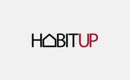 HABITUP logo.