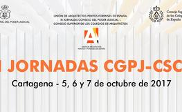 XI Jornades CGPJ-CSCAE