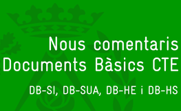 Nous comentaris documents bàsic