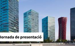 Skyline de la Plaza de Europa, L'hospitalet de Llobregat