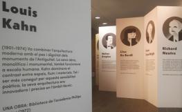 """Exposició: """"20 arquitectes del segle XX"""""""