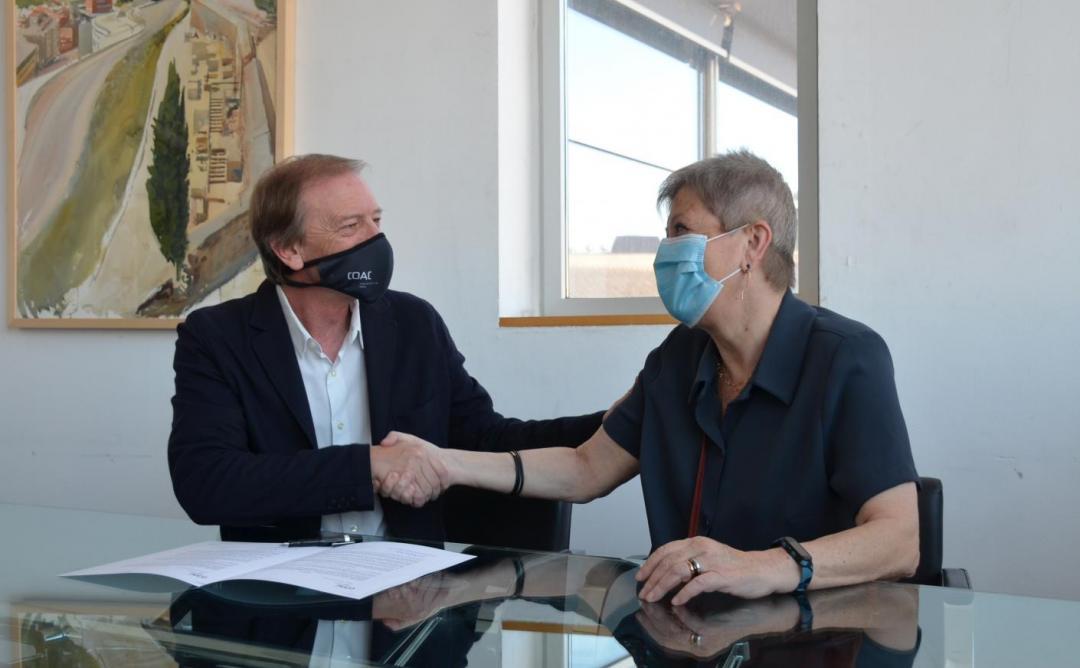 Frederic Vila a la demarcació de Lleida
