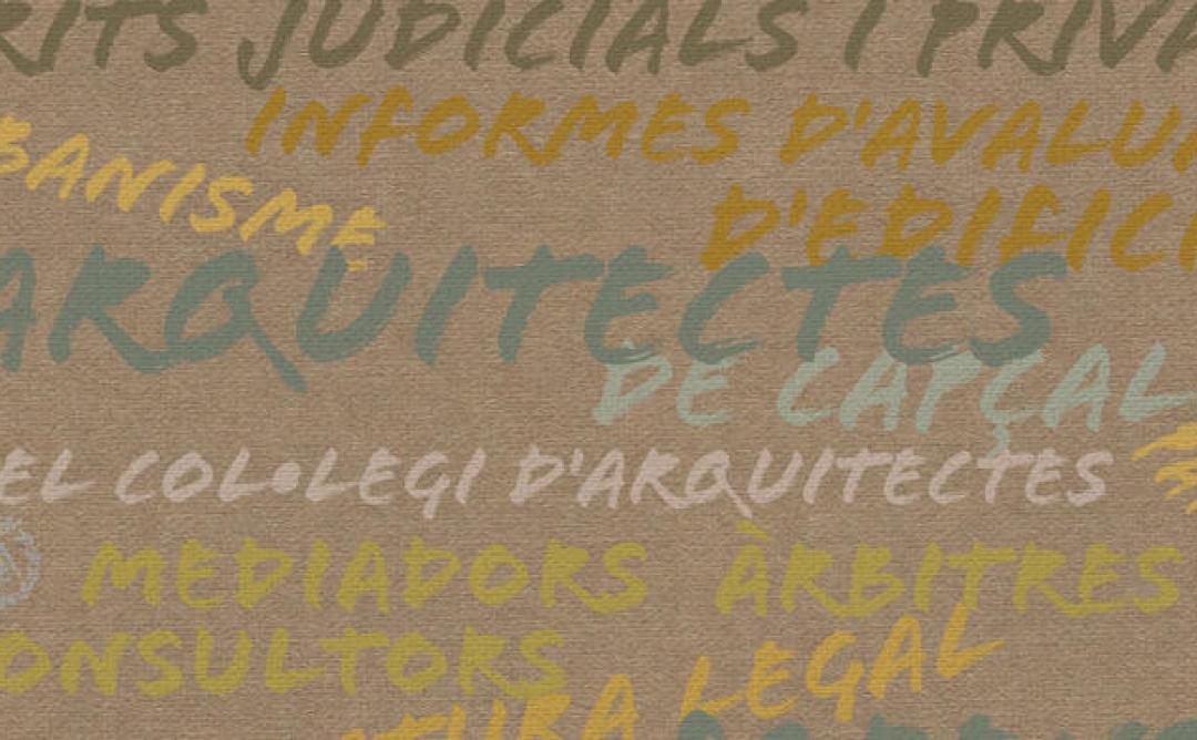 Monogràfic: Presentació oficial de la Guia Tecnològica de l'Arquitecte Pèrit