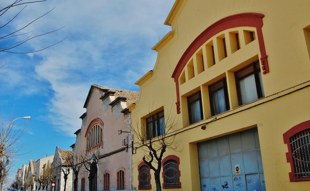 El patrimoni industrial del vi a Vilafranca. Una proposta de futur