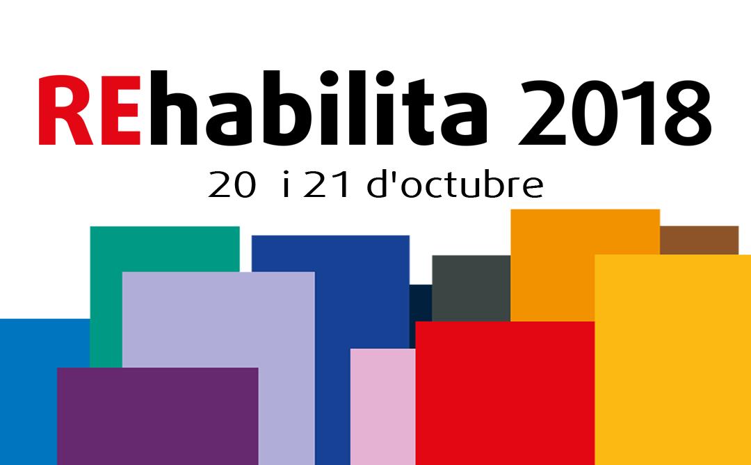 Fira Rehabilita 2018, 20 i 21 d'octubre