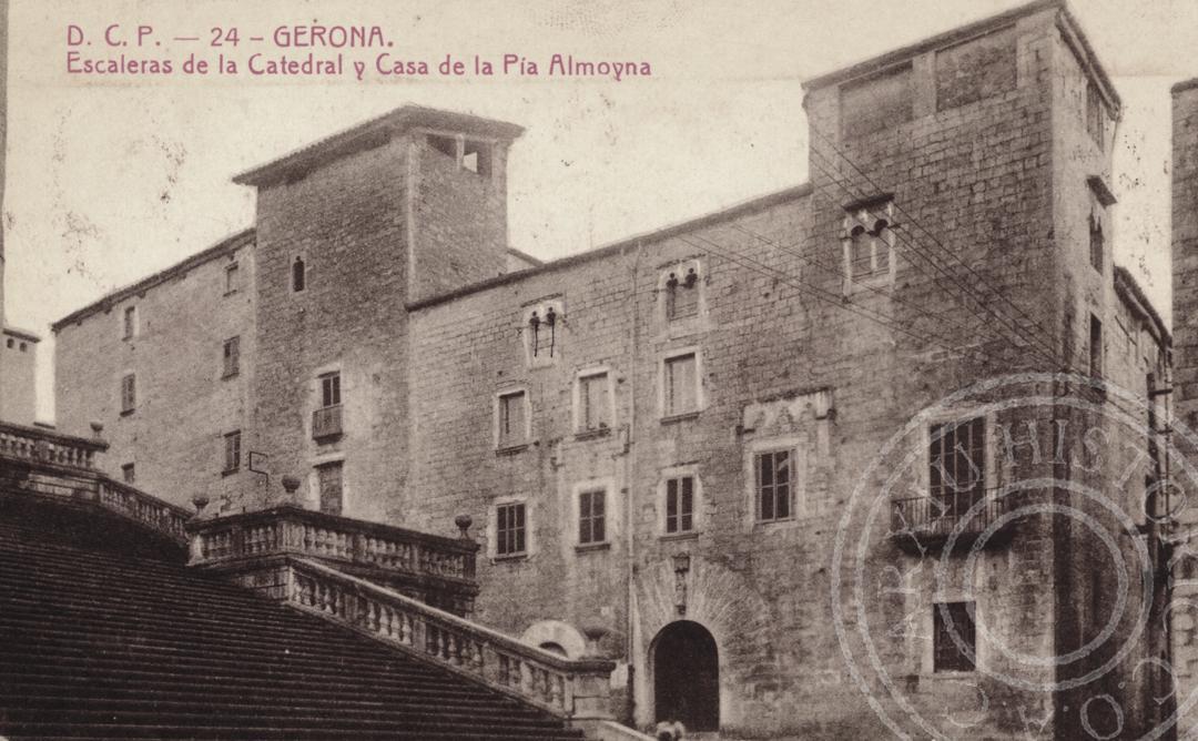 """La Pia Almoina de Girona"""