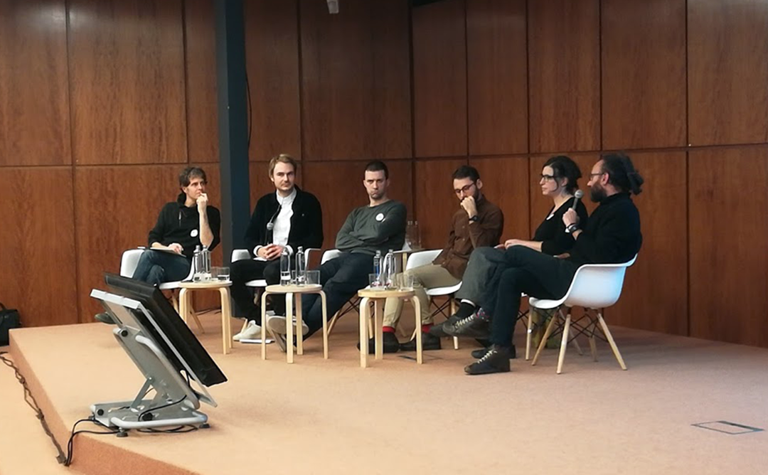 Celebració del Young Architects' Forum