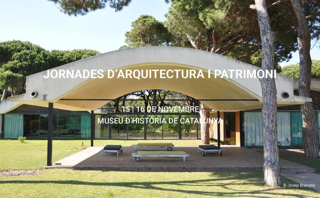 Jornades d'Arquitectura i Patrimoni