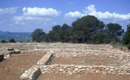Visita a les restes ibèriques de Calaceit, Vinebre i Tivissa