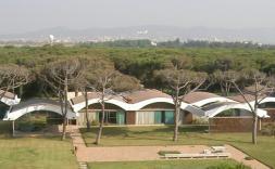 """Visita a la casa """"La Ricarda"""" (El Prat de Llobregat)"""