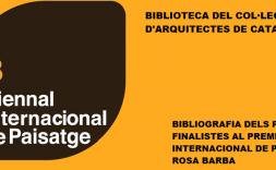 Premi Internacional de Paisatge Rosa Barba