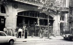 Façana Casa Thomas