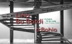 "Exposició: ""Lina Bo Bardi a Bahia"""
