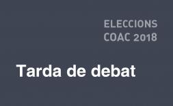 7 de maig: debat electoral