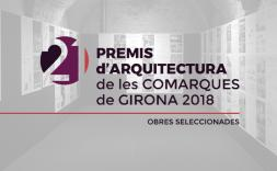 21 PREMIS D'ARQUITECTURA DE LES COMARQUES DE GIRONA.