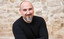 El vocal de Cultura del COAC, Josep Ferrando