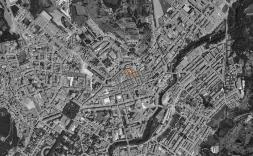 vista aérea de Olot
