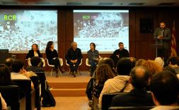 RCR presenta la seva proposta per al pavelló català de la Biennal de Venècia al COAC