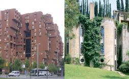 VISITA. Ricardo Bofill Taller d'Arquitectura i edifici Walden 7 + oficines IRSAP